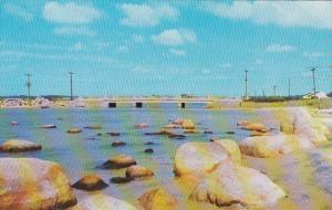 Rhode Island Weekapaug Bridge Over The Breachway