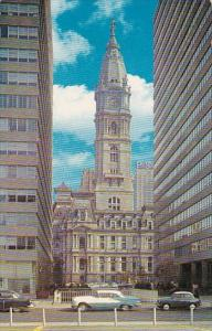 Pennsylvania Philadelphia City Of Brotherly Love City Hall