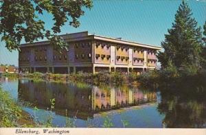 Washington Ellensburg Dean Hall Science Building Central Washington State Col...