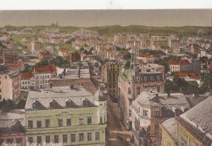 B78589 gablonz Jablonec nad Nisou    czech republic  scan front/back image