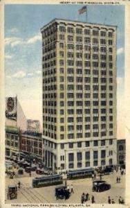 Third National Bank Atlanta GA 1917