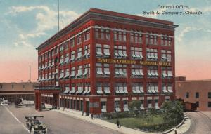 CHICAGO , Illinois , 1917 ; Swift & Co. Offices