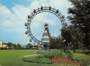 Wien Vienna Prater Riesenrad Big Wheel