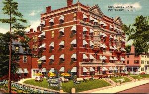 New Hampshire Portsmouth The Rockingham Hotel