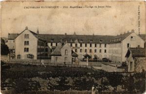 CPA AURILLAC - Collége de Jeunes Filles (480405)