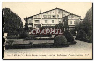 Postcard Old House Cambo Rostand Arnag The Buis Les Vasques