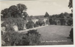 Hampshire; Beaulieu Abbey From Domus RP PPC By Sweetman, Unused, c 1950's