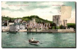 Old Postcard Turkey Constantinople