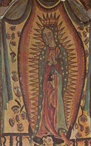 CHIMAYO , N.M. , 1950-60s ; Nuestra Serora de Guadalupe Church Mural