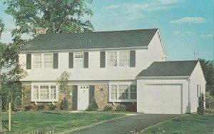 WILLINGBRO , New Jersey , 1950-60s ; MODEL Home GLADSTONE Garfield Park