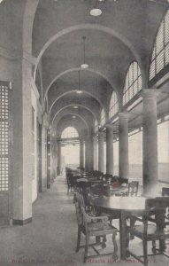MANILA, Philippine Islands, 1900-10s, Dining Room, Verandah, Manila Hotel