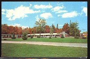 Travelers Motel on Highway M-123 10 Miles from Tahquamenon Falls Michigan