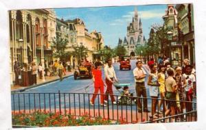 Main Street, Walt Disney World, Florida, 1940-1960s