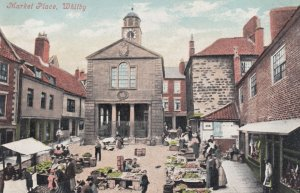 WHITBY , Yorkshire , England , 00-10s ; Market Place