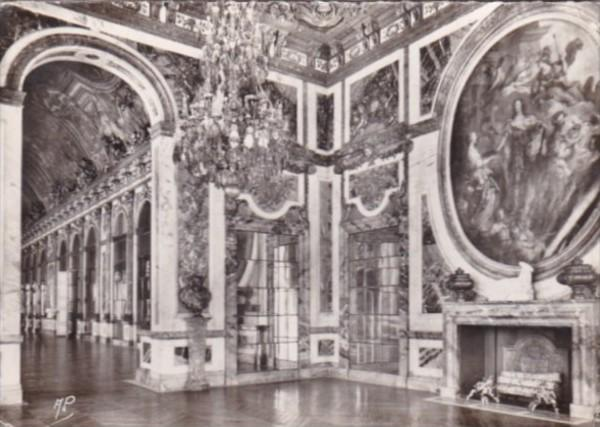 France Versailles Chateau Le Slon de la Paix Room Of Peace 1965