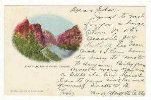 Echo Cliffs,Grand Canon,Colorado,PU-1907
