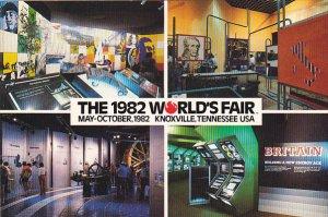 European Economic Community Pavilion 1982 World's Fair Knoxville Tennessee