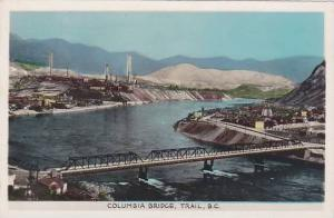 RP, Columbia Bridge, Trail, British Columbia, Canada, 1920-1940s