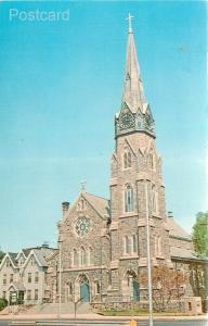CT, Norwalk, Connecticut, Saint Mary's R.C. Church, Dexter Press No. 18004-C