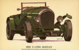 1925 3 Litre Bentley