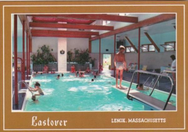 Massachusetts Lenox Eastover Resort Indoor Swimming Pool