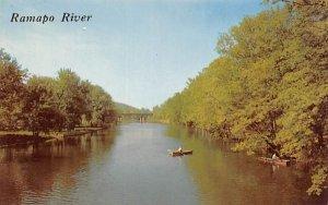 Ramapo River in Bergen County, New Jersey