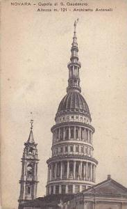 Cupola Di S. Gaudanzio, Architetto Antonelli, Novara (Piedmont), Italy, 1900-...