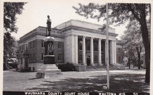 RP: WAUTOMA , Wisconsin , PU-1959; Court House