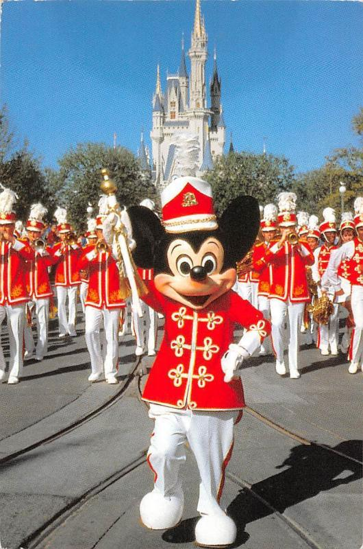 Strike up the Band Drum Major Mickey Mouse, Walt Disney
