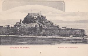 CORFU , Greece , 00-10s ; Citadelle vue de l'Esplante