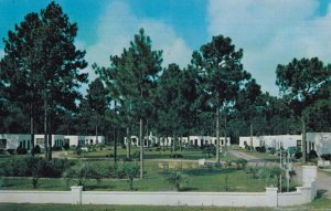 PERRY, Florida, 1950-1960's; Perry Motor Court