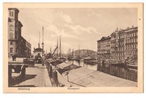 Goteborg - Kanalparti
