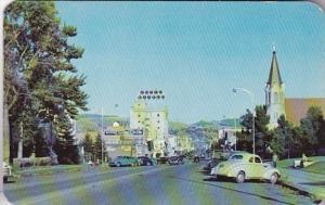 Montana Bozeman Main Street U S Hwy 10