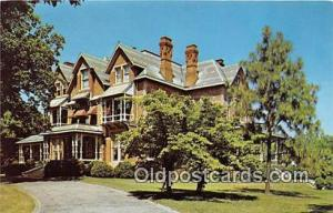 Governor's Mansion Raleigh, NC, USA Postcards Post Cards Old Vintage Antique ...