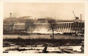 LP88   Conowingo Maryland  Dam  View     RPPC  Postcard