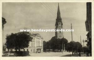 slovakia, Spišská Nová Ves, Roman-Catholic Church (1930s) RPPC