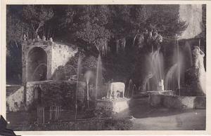 RP; TIVOLI, Villa d'Este Rometta, Lazio, Italy, 10-20s
