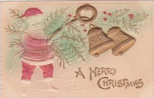 Santa Claus Ringing Bells