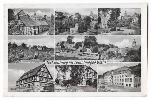 Germany Tecklenburg teutoburger wald 01.16