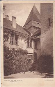 Chateau de la Sarraz, Vaud, Switzerland, PU-1925