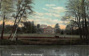 Netherlands Oosterbeek Huize de Oorsprong Postcard
