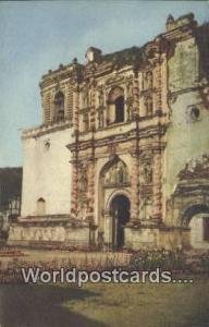Antigua Guatemala, Central America Templo de San Francisco Antigua Templo de ...
