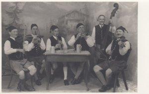 RP: Folk Band , Saltzburg , Austria , 1910-30s