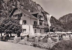 RP; Gasthaus Schneizlreuth, Bad Reichenhall, Bavaria, Germany,  20-30s