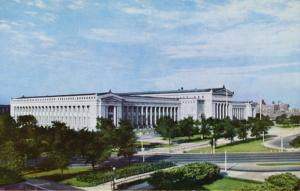 Chicago Natural History Museum ~ Chicago Illinois IL Postcard