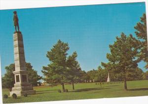 Regulator Column Alamance Battleground, State Historical Site Near BURLINGTON...