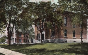 BELVIDERE, Illinois, 1900-10s; Court House