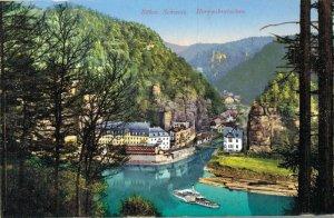 Czech Republic Böhm Schweiz Herrnskretschen 03.36