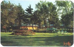 Holiday Inn Motel Stoney Creek Ontario ON 3 miles east Hamil