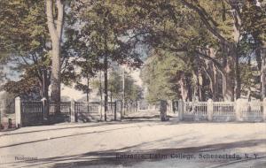 Entrance Union College, SCHENETADY, New York, PU-1909